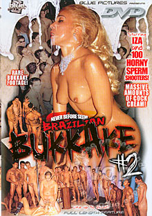 Brazilian Bukkake #2 Box Cover