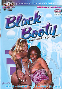 Black Booty Box Cover