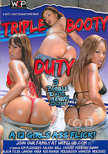 Triple Booty Duty Box Cover