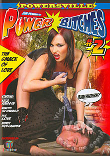 Power Bitches #2 Box Cover