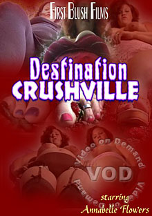 Destination Crushville Box Cover