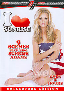 I Love Sunrise Box Cover