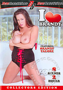 I Love Brandy Box Cover