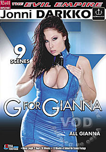 G For Gianna Box Cover