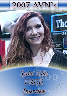 2007 AVN Interview - Sydni Ellis Box Cover