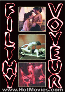 Filthy Voyeur 1 Box Cover