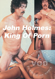 John Holmes: King Of Porn Box Cover