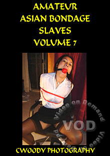 Amateur Asian Bondage Slaves Volume 7