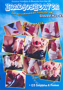Gloved HJs 1 Box Cover