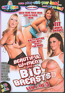 Beautiful Women With Big Breasts Volume 3