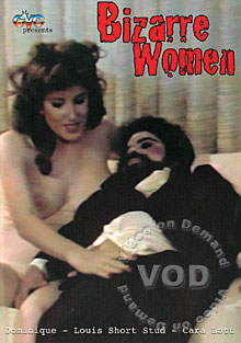 Bizarre Women Box Cover