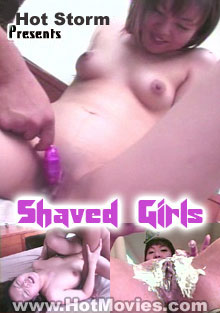 Shaved Girls Box Cover