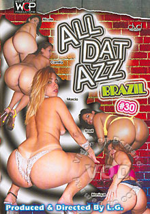 All Dat Azz 30 - Brazil Box Cover