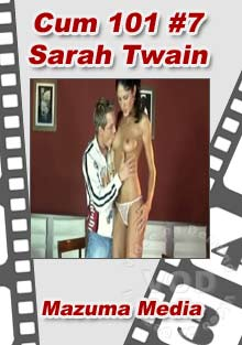 Cum 101 #7 - Sarah Twain Box Cover