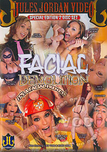 Facial Demolition Box Cover
