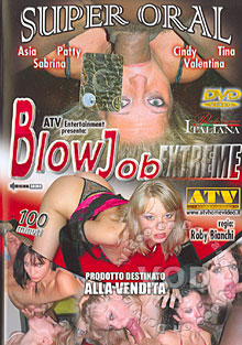 Blowjob Extreme Box Cover