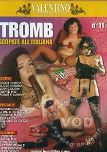 Tromb - Scopate All' Italiana 11 Box Cover