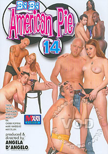 Bi Bi American Pie 14 Box Cover