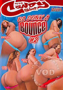 Ba Dunk A Bounce #2 Box Cover