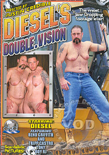 Diesel's Double Vision Box Cover