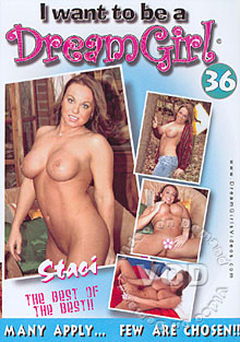 I Want To Be A DreamGirl 36 Box Cover