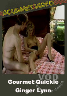 Gourmet Quickie - Ginger Lynn Box Cover
