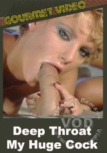 Deep Throat My Huge Cock Box Cover