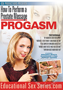 How To Perform A Prostate Massage - Progasm Box Cover