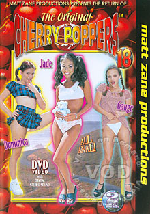 The Original Cherry Poppers 18 Box Cover