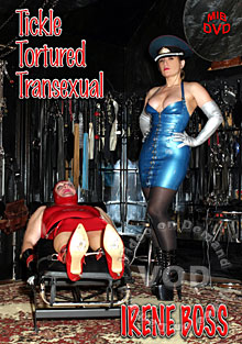 Tickled Transexual Box Cover