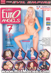 Euro Angels 7 Box Cover