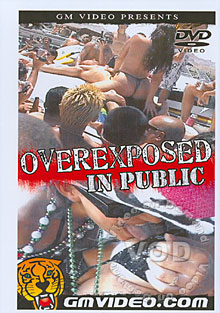 Overexposed In Public Box Cover
