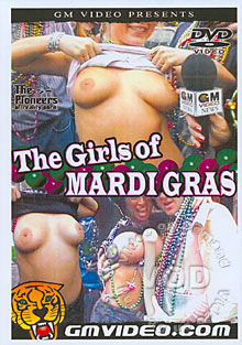 The Girls Of Mardi Gras Box Cover