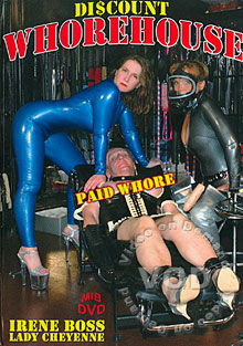 Discount Whorehouse Box Cover