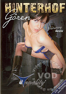 Hinterhof Goren Box Cover