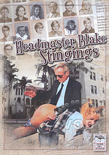 The Headmaster Blake Stingings Box Cover