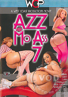 Azz and Mo Ass 7 Box Cover