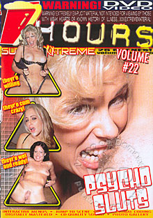 Superxxxtreme Volume #22 - Psycho Sluts Box Cover