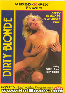 Dirty Blonde Box Cover