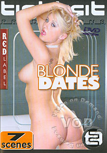Blonde Dates Box Cover