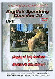 English Spanking Classics #4 Box Cover