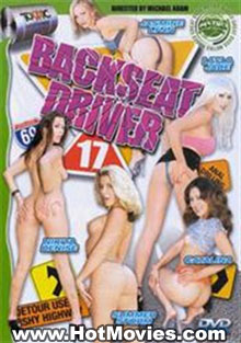 Backseat Driver 17 Box Cover
