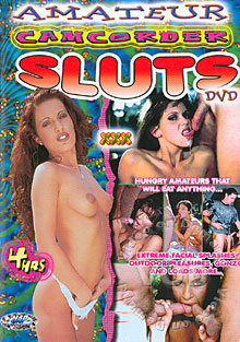 Amateur Camcorder Sluts Box Cover