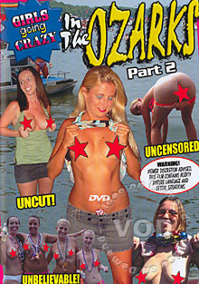 Girls Going Crazy - In The Ozarks Part 2 Box Cover