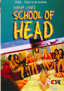 Ginger Lynn's School Of Head Box Cover