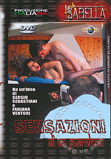 Sensazioni Di Un Guardone Box Cover