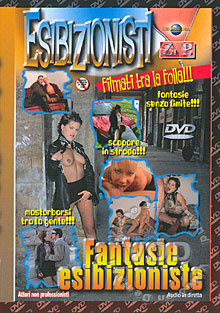 Fantasie Esibizioniste Box Cover