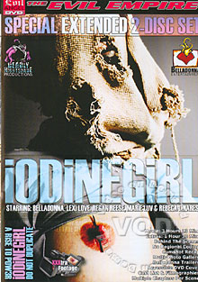 Iodine Girl Box Cover
