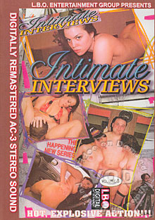 Intimate Interviews Volume 3 Box Cover