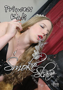 Princess Kali - Smoke Slave Box Cover